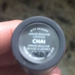 Bite Beauty Makeup - BITE BEAUTY AMUSE BOUCHE LIP STICK IN CHAI